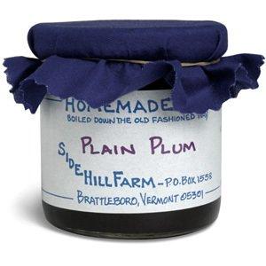 Plain Plum Jam - 9 oz. Jar