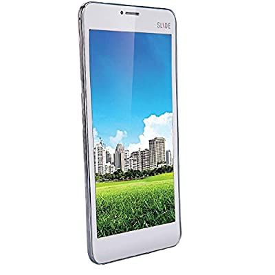 iBall Performance Slide 3G 6095-D20 Tablet (8GB, WiFi, 3G, Voice Calling), White