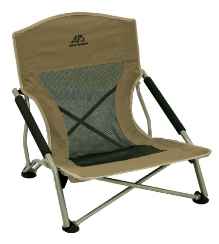 Travel chair Portable Folding Camp Chair W Arms Carrying Bag 20 x 14 x 24