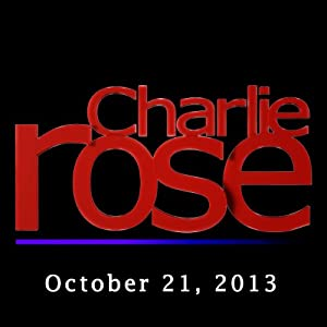 Charlie Rose: John Dickerson and Craig Venter, October 21, 2013 | [Charlie Rose]