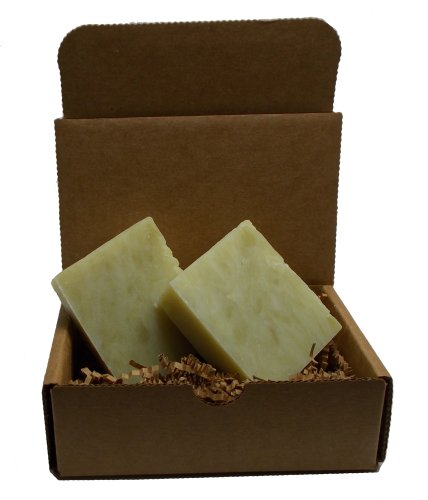 woodland-pine-soap-handmade-all-natural-vegan-2-bars