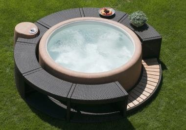 marinoir-bordure-pour-jacuzzi-softub-300-resort-et-220-legend-moka-softub-legend-220-rattanumrandung