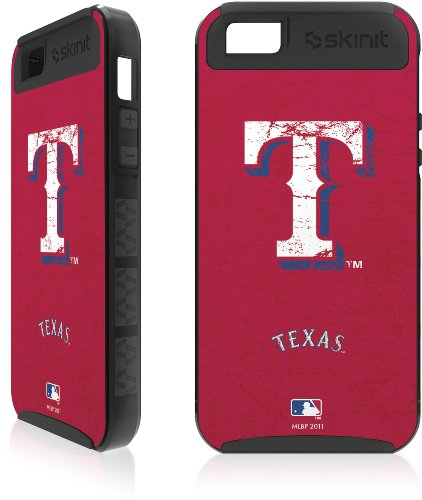 Great Price Texas Rangers- Alternate Solid Distressed Apple iPhone 5 / 5s Cargo Case