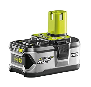Ryobi RB18L40 ONE+ 18V 4.0Ah Lithium Battery