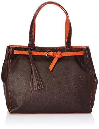 Loxwood - 3192Jp, Borsa shopper  da donna, marrone(brown (coffee/mandr)), taglia unica