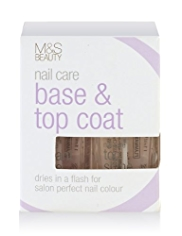 Nail Care Base & Top Coat 11ml