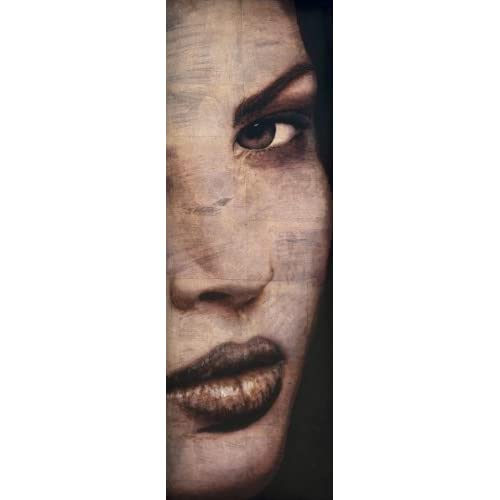 Andrea (Art Print, Stretched Canvas or Unstretched Canvas)