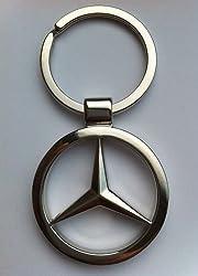 Oyedeal Mercedes Full Metal Key Chain