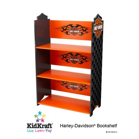 Kids Harley-Davidson Bookshelf - Buy Kids Harley-Davidson Bookshelf - Purchase Kids Harley-Davidson Bookshelf (Stacks and Stacks, Home & Garden,Categories,Furniture & Decor,Furniture,Kids' Furniture,Sets)