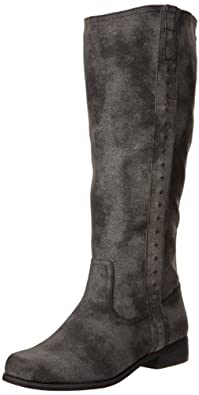 MIA Women's Piperr Snow Boot,Black,6 M US