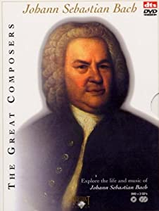 Bach The Great Composers 2-cd