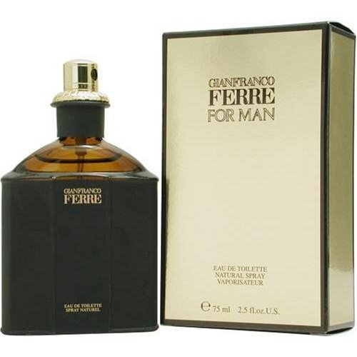 GIANFRANCO FERRE FOR MAN 125 ML