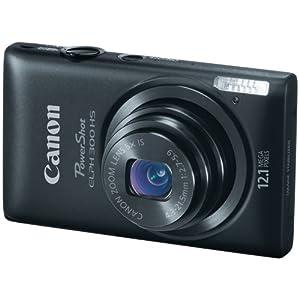 佳能Canon PowerShot ELPH 300 HS 数码相机