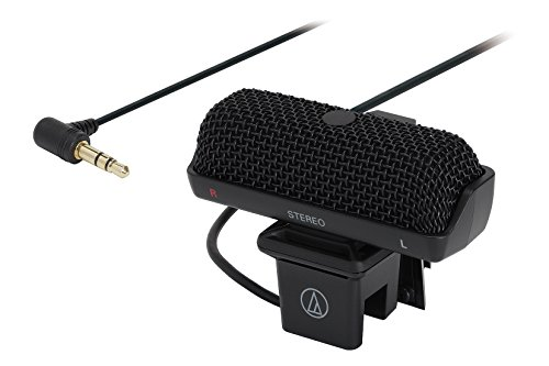 Audio Technica At9900 | Stereo Lavalier Microphone ( Japan Import )