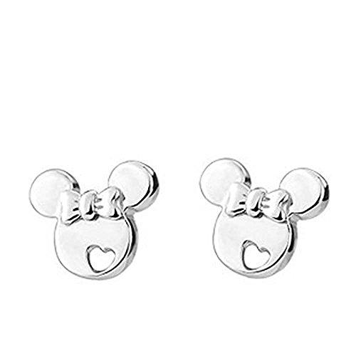 findout-plata-de-ley-hueca-mickey-mouse-pendientes-para-las-mujeres-ninas-s1480