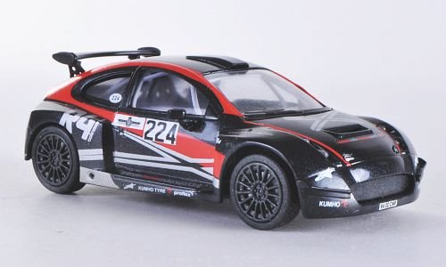 Colin McRae R4 No,224 Goodwood, Festival of Speed, 2007, scale: 1:43, Ready Made, Vanguards