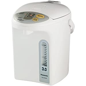 Panasonic NC-EH30PC Water Boiler 3.2-Quart with Temperature Selector