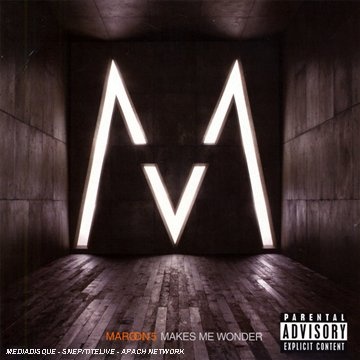 Maroon 5 - Makes Me Wonder (PROMO) CDS - Zortam Music