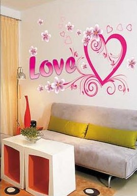 Image #1 of X Large Pink Love