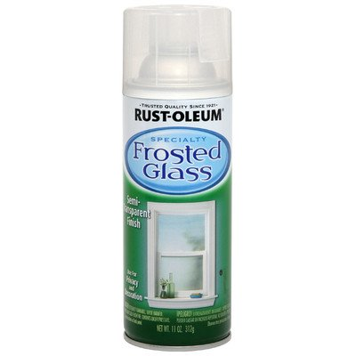 6/Pack Rust Oleum Frosted Glass Finish Aerosol (Aerosol Spray Paint Pack compare prices)