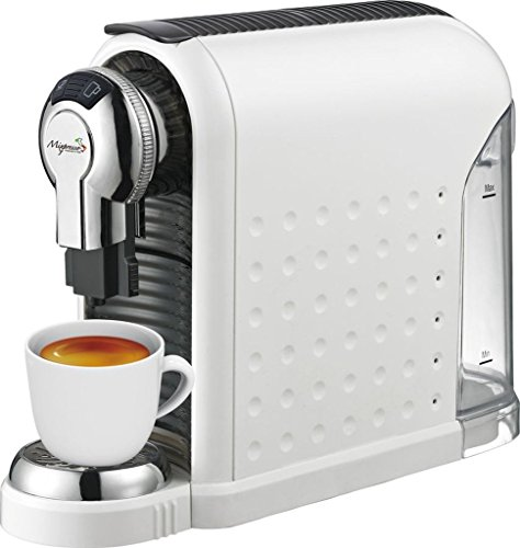 Espresso Machine - For Nespresso Compatible Capsules - By Mixpresso (White)