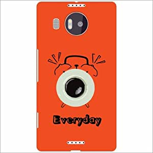 Microsoft Lumia 950 XL Back Cover - Everyday Designer Cases