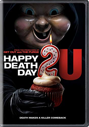 DVD : Happy Death Day 2u