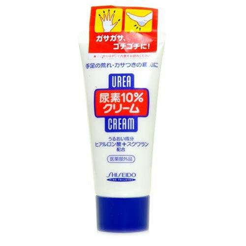 資生堂 尿素10%クリーム チューブ 60g