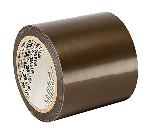 """Tapecase 60 2.83"""" X 36Yd Translucent Ptfe Film Tape, 4"""" Thick, 36"""" Length, 2.83"""" Width front-355106"""