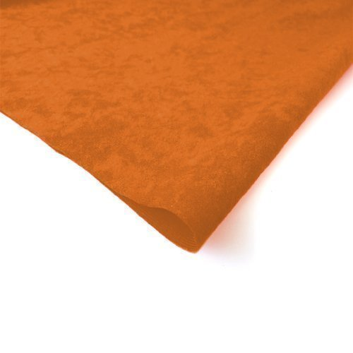 suedine-suede-look-fabric-1-metre-high-quality-polyester-fabric-with-a-suede-feel-finish-orange