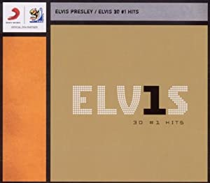 Elvis 30 #1 Hits-2010 World Cup Edition