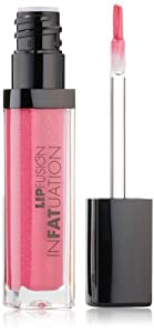 Fusion Beauty Lipfusion Infatuation Liquid Shine Multi-Action Lip Fattener, Lollipop, 0.19 Ounce