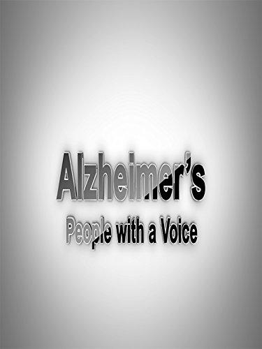 Alzheimer's People with a Voice