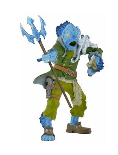 Papo Fish Mutant Pirate