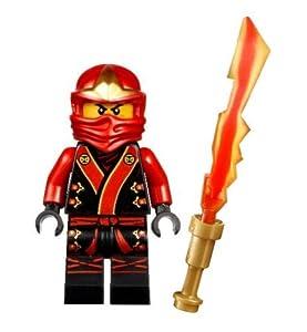 lego ninjago 2013 kai minifigure final battle suit toys games. Black Bedroom Furniture Sets. Home Design Ideas