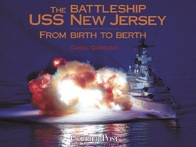 The battleship USS New Jersey: From birth to berth PDF