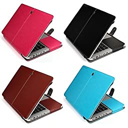 ENKAY Protective PU Leather Case for 15.4\