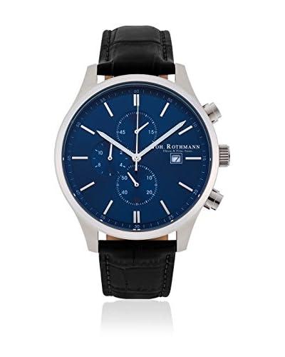 Joh. Rothmann Reloj de cuarzo 10030030 Negro 42.5 mm