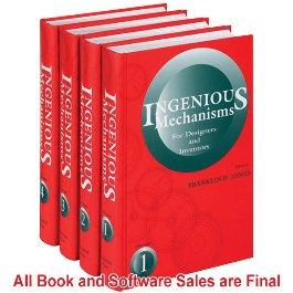 INDUSTRIAL PRESS 10317 INGENIOUS MECHANISMS FOR DESIGNERS & INVENTORS VOL. 3