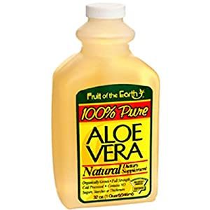 fruit of the earth aloe vera juice fruit and vegetable