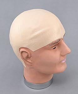 Economy Bald Cap Skin Coloured