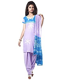 NITARA Women's Cotton Stitched Salwar Suit Sets - B01AJK2YMW