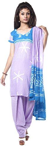NITARA Women's Cotton Stitched Salwar Suit Sets - B01AJK2YMW