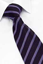 Collezione Striped Tie with Silk [T12-3860-S]