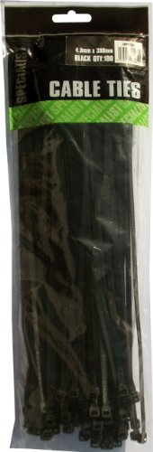 Specialist SP8205 Cable Ties - Black