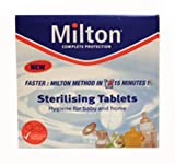 Milton Sterilising Tablets 28's x 6