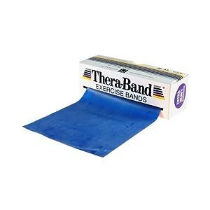 Thera-Band Übungsband 5,5 m , extra stark/blau