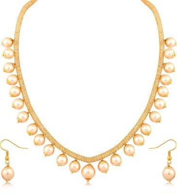 YouBella-Pearl-necklace-set-with-earrings