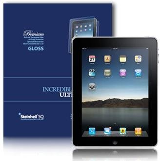 SGP Incredible Shield iPad 3G/Wifi Screen & Body Protector Set [Ultra Coat]