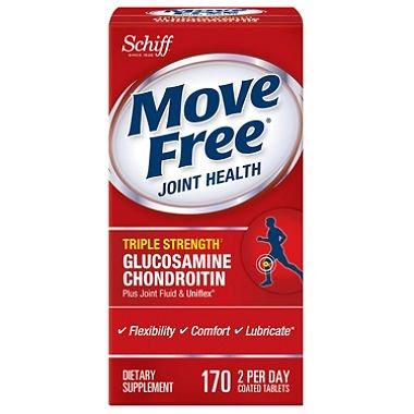Schiff - Move Free Advanced - 340 Ct.
